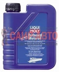 Масло моторное минеральное лодочное двухтактное Liqui Moly Outboard Motoroil 5л