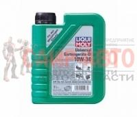 Масло моторное мин. для газонок. четырехтакт. Liqui Moly Universal Gartengerate-Oil'' 10W-30 1л