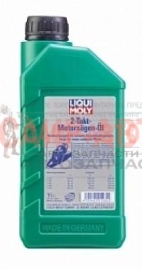 Масло моторное минеральное для мотопил двухтактное Liqui Moly 2-Takt-Motorsagen-Oil 1л
