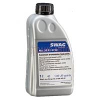 Жидкость гидравлическая 1л - для АКПП (желтая) LT 71141, ZF 4HP20 и VW AG4, VW G052162A2, MB 236.11,