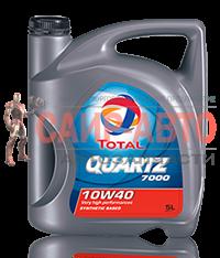 Масло моторное полусинтетическое 4л - QUARTZ 7000 10W40 A3/B4, SL/CF, MB 229.1, VW 501.01/505.00