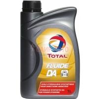 Масло гидравлическое 1л - TOTAL FLUID DA