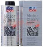 Присадка в моторное масло Интенсивная промывка двигателя Liqui Moly MotorClean 500мл