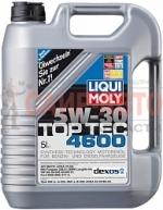 Масло моторное синтетическое универсальное Liqui Moly Top Тес 4600 5W-30 5л