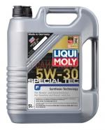 Масло моторное синтетическое универсальное Liqui Moly Special Tec F 5W-30 5л