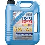 Масло моторное синтетическое универсальное Liqui Moly Leichtlauf High Tech 5W-40 1л