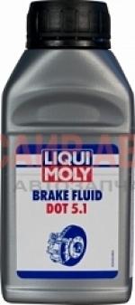 Жидкость тормозная синтетическая Liqui Moly Brake Fluid DOT 5.1 250мл