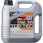 Масло моторное синтетическое универсальное Liqui Moly Top Тес 4200 5W-30 4л