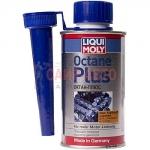 Присадка в бензин для увеличения октанового числа Октан-плюс Liqui Moly Octane Plus 150мл