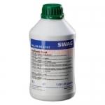 Жидкость гидравлическая 1л - минеральная (зеленая) SWAG Central Hydraulic Fluid, Mineral-Based