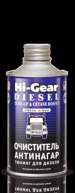 Присадка в топливо (дизель) очиститель-антинагар и тюнинг для дизеля 325мл