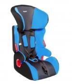 Автокресло детское SIGER КОСМО (1-2-3), 9-36 кг, синее