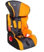 Автокресло детское SIGER КОСМО (1-2-3), 9-36 кг, оранжевое