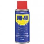Очистительно-смазывающая смесь WD-40 100мл (коробка 24шт)